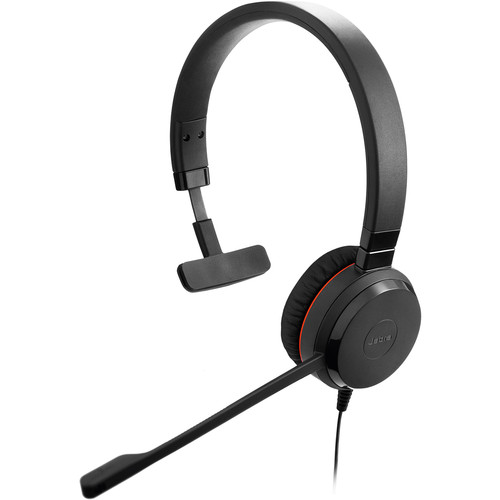 Jabra EVOLVE 30 II UC Mono USB Headset w/3.5mm for smartphone