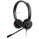 Jabra EVOLVE 30 II UC Stereo USB Headset w/3.5mm