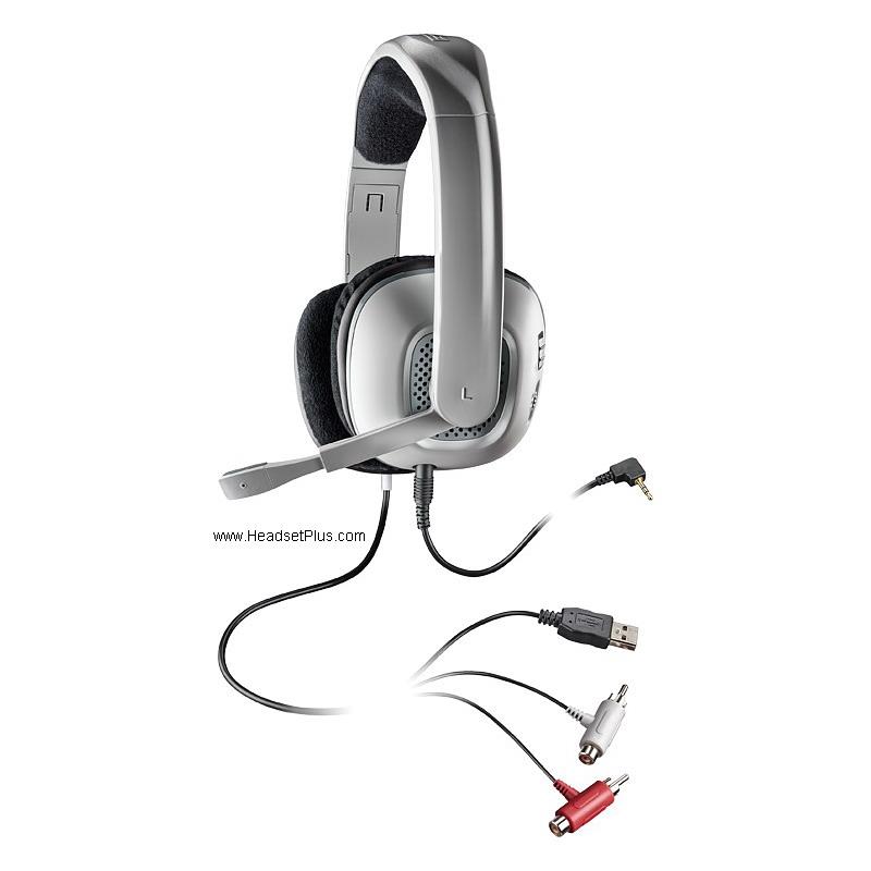 Plantronics GameCom X40 Gaming Headset Xbox 360 *Discontinued*