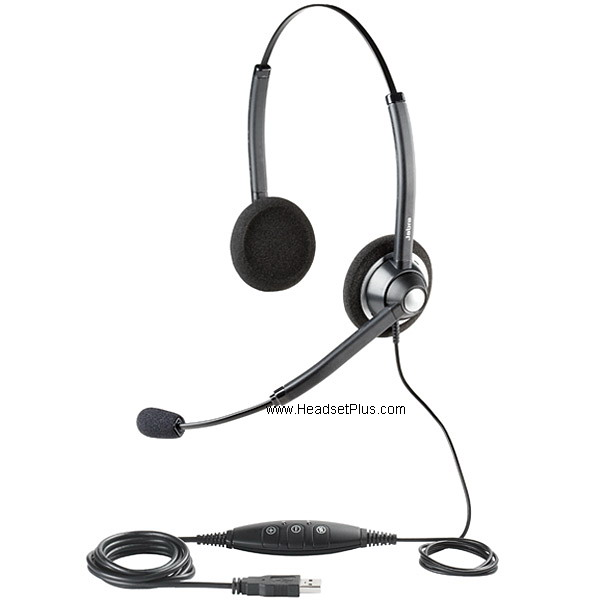 Jabra/GN1900 Duo USB Computer Headset DISCONTINUED