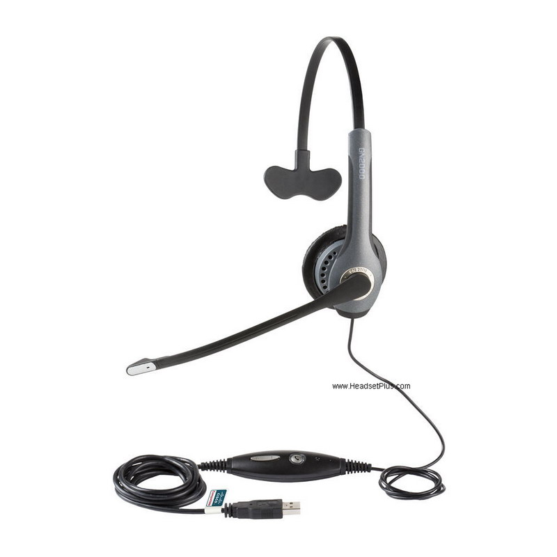 Jabra GN2000 CIPC Mono headset Cisco IP Communicator *Discontinu