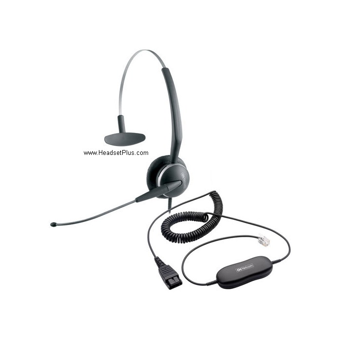 Jabra GN 2110 Direct Connect SoundTube Monaural headset *Discont