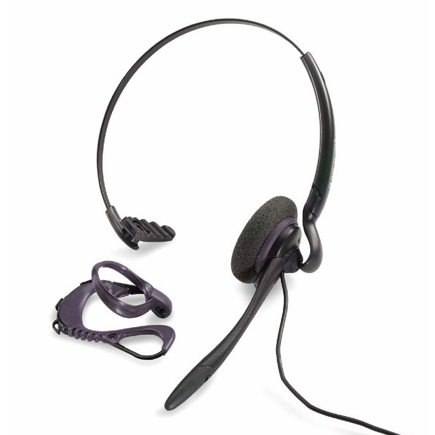 Plantronics H141N DuoSet Noise Canceling Headset *discontinued*