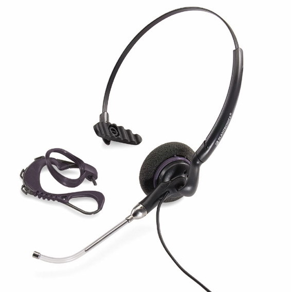 Plantronics H141 DuoSet (convertible) Headset *Discontinued*