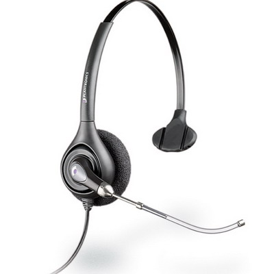 Plantronics H251 SupraPlus Voice Tube Headset *Discontinued*