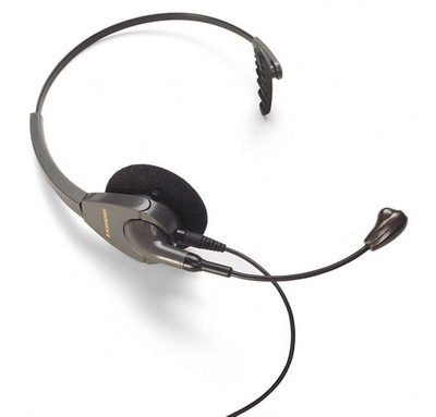 Plantronics H91N Encore Noise-canceling Headset *Discontinued*