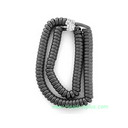 Cisco Replacement Handset Coiled Cord 10', Gray (no return)