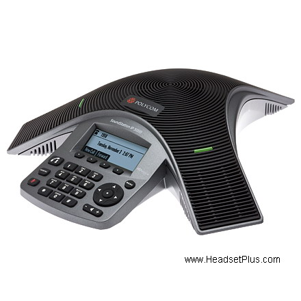 Polycom Soundstation IP 5000 Conference Phone (no power supply)