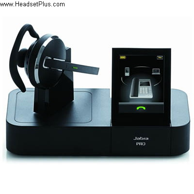 4a91e0505c7 Jabra Pro 9400 Series (9460, 9470) Wireless Headset Frequently Ask ...