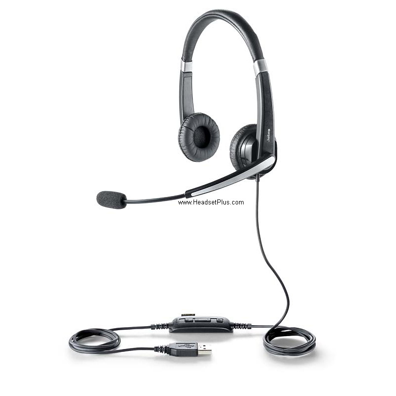 Jabra UC Voice 550 Duo USB Headset *Discontinued*