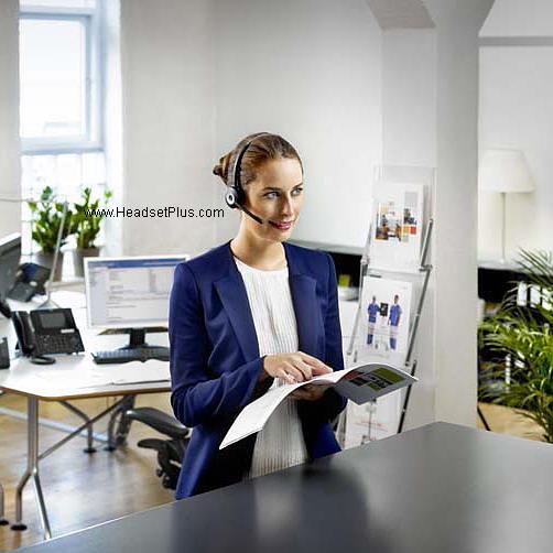 Jabra Pro 925 2g4 Single Connectivity Bluetooth Headset 925 15 508 185