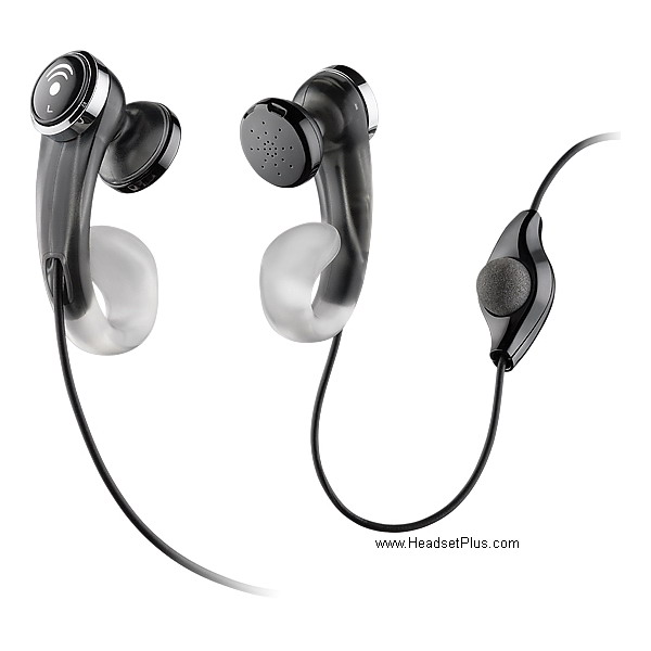 Plantronics MX203S-X1S Cell Phone 2.5mm Headset *Discontinued*