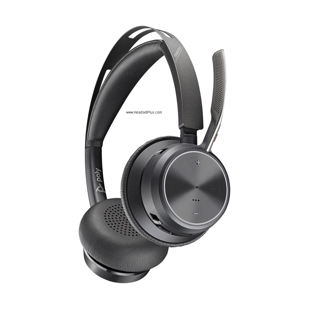 Poly Voyager Focus 2 UC USB-A Bluetooth, No Stand