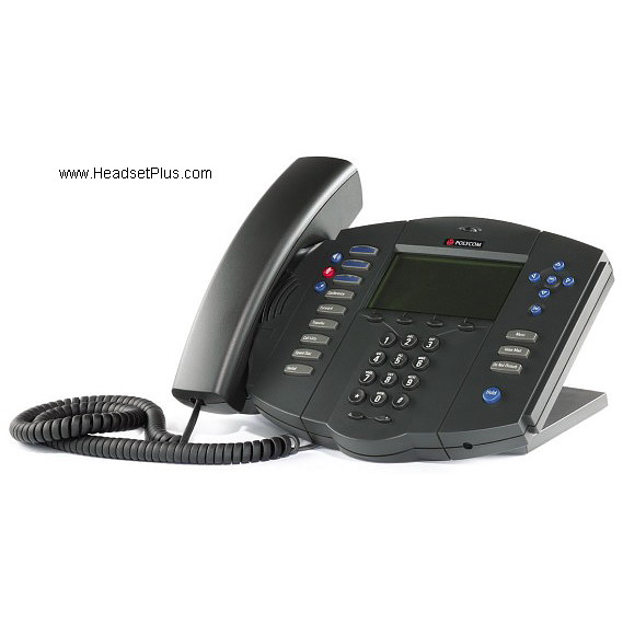 Polycom IP 501 3-line Phone w/Power Supply *Discontinued*