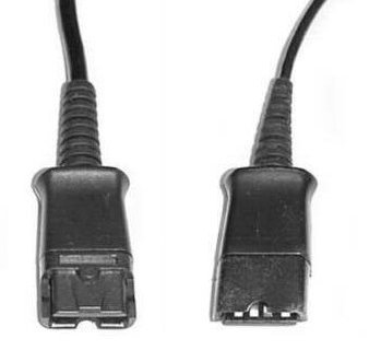 Plantronics QD cable