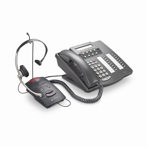 Plantronics S11 Telephone Headset Hands Free Headsets 65148 01