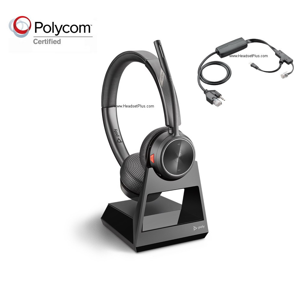 Poly Savi 7220 EHS Remote Answer Package Polycom VVX IP Phones
