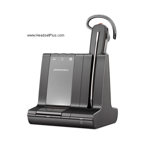 Plantronics Savi 8240-M Microsoft Certified Wireless Headset