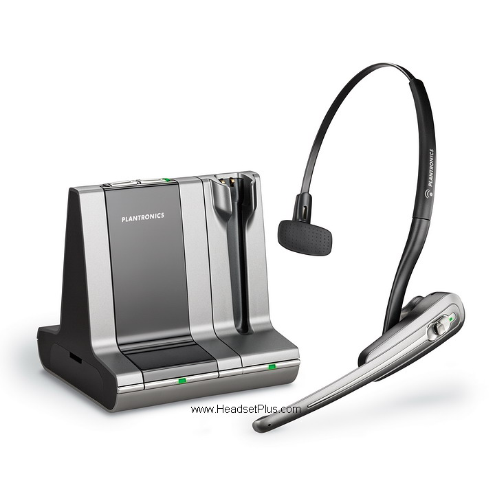 Plantronics WO101 Savi Office Wireless Headset Lync *Discontinue