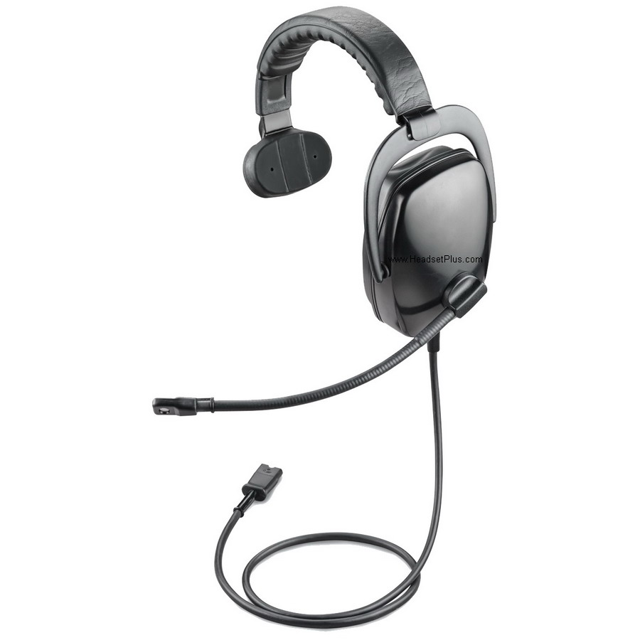 Plantronics SHR2082-01 Mono Noise-Canceling Headset (no return)