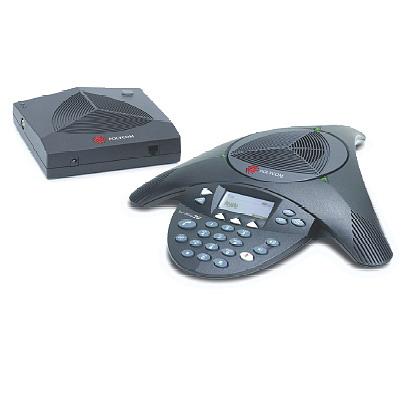 polycom soundstation2w wireless conference phone 2200 07880 001 rh headsetplus com Polycom SoundStation 2 with Display Polycom Speakerphone