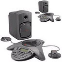 Polycom Soundstation VTX 1000 Twin Pack w/Ext Mics and Subwoofer