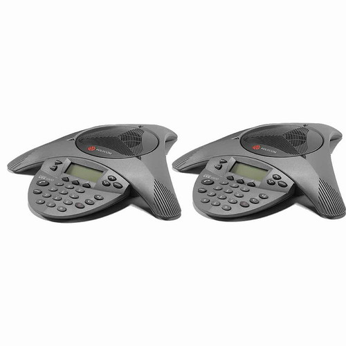 Polycom Soundstation VTX 1000 Twin Pack *Discontinued*
