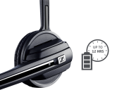 Sennheiser D 10 (D10) USB Wireless Headset Computer PC